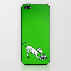 Greyhounds 002 iPhone & iPod Skin by AA++ - $15.00