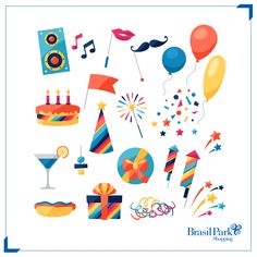 Uma festinha para comemorar o Dia das Crianças vai bem, não acham?   A Victor's Festas oferece artigos e presentes para sua festa ser inesquecível.