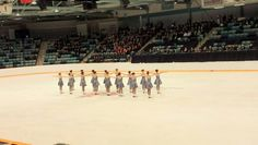 Canadian Synchronized Skating Championships Novice 2016