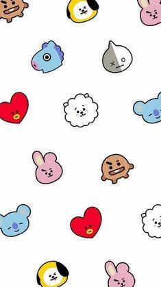 Wall paper bts taehyung cute new ideas K Wallpaper, Kawaii Wallpaper, Tumblr Wallpaper, Rainbow Wallpaper, Wallpaper Ideas, Bts Taehyung, Bts Bangtan Boy, Bts Jimin, Wallpapers Tumblr