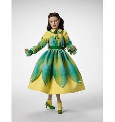 Tonner Doll, Oz, Munchkinland Reception (Outfit Only)