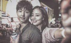 Dan, cinta itu bukan tentang memanfaatkan tapi tentang bagaimana kita mengikhlaskan dan memaafkan seperti Kang Maru dan Seo Eun Gi ❤ . . . .  #songjoongki  #moonchaewon #joongki #chaewon #sjk #mcw #eunmacouple #chaeki #kangmaru #seoeungi #송중기 #宋仲基 #descendantsofthesun #dots #innocentman #niceguy #kbs2tv #kbs2drama #couple #likeforlike #followforfollow