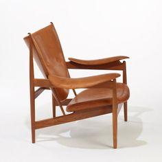 Finn Juhl, Chieftain's Chair, 1949.