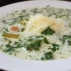 French Spring Soup Allrecipes.com