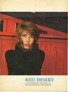 Red Desert (Italian: