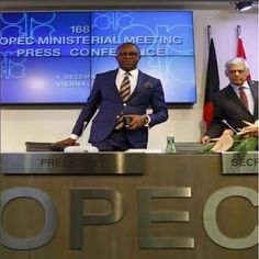 Dux Oracle...read right, think right,act right: Nigeria, Iran In disagreement over OPEC emergency ...