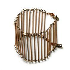 Trestle Bracelet now featured on Fab.