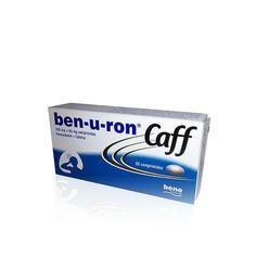 BENURON CAFF 20 pills 500mg Paracetamol + 65mg caffeine | Headache | Flu | Pain #BENURON Headache Relief, Ron, Anti Stress, Vitamins And Minerals, Face Care, Caffeine, Pills, The Balm, Herbalism