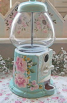 Twice Remembered: More Gumball Machine Makeovers!