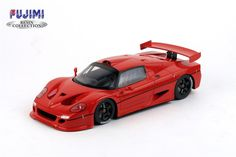 1996 Ferrari F50 GT - Red by Fujimi Resin Collection (1:18 scale) $252