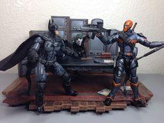 Batman Arkham Origins, The Originals