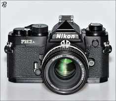 Nikon FM3a Camera http://www.photographic-hardware.info