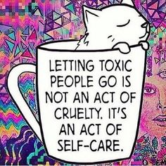 Quotes about wisdom : QUOTATION - Image : Quotes Of the day - Description Letting toxic people go is not an act of cruelty. It's an act of self-care. New Age, Motivational Quotes, Inspirational Quotes, Quotable Quotes, Oldschool, People Quotes, Quotes About Toxic People, Numerology, Infj