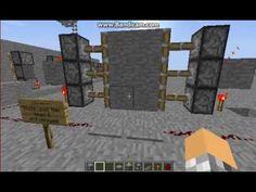 Minecraft Redstone Tutorials: Epic Piston Hallway - http://best-videos.in/2012/11/15/minecraft-redstone-tutorials-epic-piston-hallway/