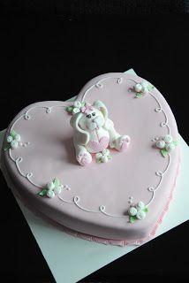 Homemade by MI: Hempeä pupukakku / Sweet bunny cake