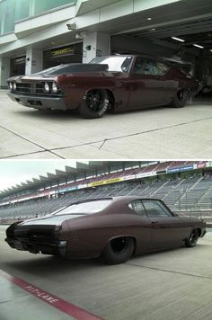 Chevelle tubbed