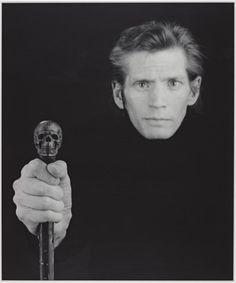Robert Mapplethorpe, 'Self Portrait' 1988