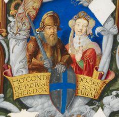 O Conde D. Henrique de Portugal e sua mulher D. Teresa - Henrique de Borgonha, conde de Portucale – Wikipédia, a enciclopédia livre