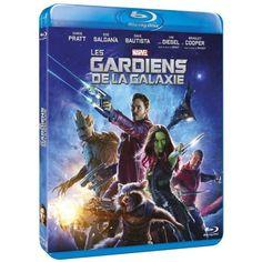 Les Gardiens de la galaxie [Blu-ray]: