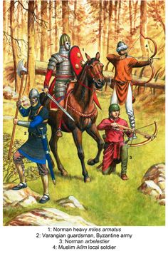 Medieval Knight, Medieval Castle, Byzantine Army, Norman Knight, Kingdom Of Jerusalem, Anglo Saxon, Dark Ages, Middle Ages, Art History