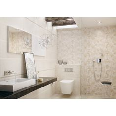 EMILLY Diy Bathroom Vanity, Bathroom Furniture, Bathroom Ideas, Modern Bathroom Design, Bathroom Interior Design, Teen Bath, Design Seeds, Video Games For Kids, Interiores Design