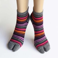 f1aefd12e5383e 13 Best toe socks   flip flop socks images
