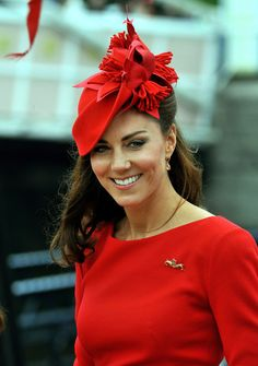 Kate Middleton Photo - Diamond Jubilee - Thames River Pageant