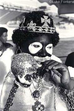Zulu, Mardi Gras, New Orleans