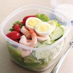 Shrimp Cobb Salad - EatingWell.com