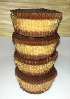 Carla Mary's Paleo Blog: Paleo Chocolate Nut Cups