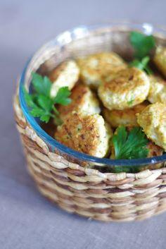 uten gluten: kyllingboller med kokos og karri