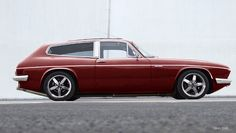 Reliant Scimitar GTE, I don't know what it is with this car. It' s ugly, but I love it