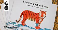 A magical, personalised book for children this Christmas 🐯