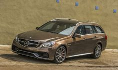 2014 Mercedes-Benz E63 AMG S-Model 4Matic wagon Photo by: Mercedes-Benz