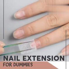 Nail Tools New Nail Non-woven Silk - Nails - Repair Broken Nail, Silk Nails, Thin Nails, Strong Nails, Fiberglass Nails, Pink Nail Colors, Natural Nail Designs, Damaged Nails, Acrylic Nail Tips