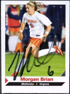 Sports Illustrated for Kids Morgan Brian autograph