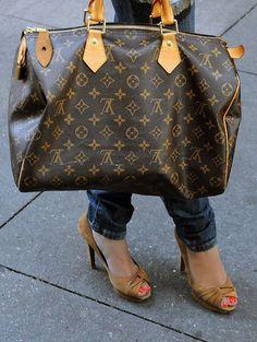 4db8f1205c145 Closet Envy  Latoya Scott Brown. Louis Vuitton ...