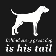 Behind Every Great Dog - Mouse Pad. $8.99 on Labradors.com!