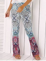 SHARE & Get it FREE | Ethnic Totem Print Flare Pants For WomenFor Fashion Lovers only:80,000+ Items • New Arrivals Daily • Affordable Casual to Chic for Every Occasion Join Sammydress: Get YOUR $50 NOW!