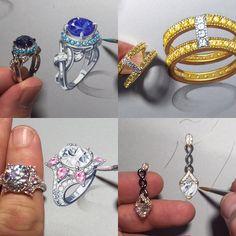 "564 Likes, 11 Comments - Remy Rotenier (@remyrotenier) on Instagram: ""My new #bellaluce #jewelry is now on the #jtv website! #jewelryartist #jtvjewelrylove…"""
