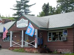 Ten things to do in copper harbor! Number 4, this is where I worked!!!