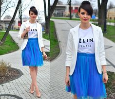 FW day2 (by Camila L) Sheinside.Com Jacket, Sh+Diy Skirt