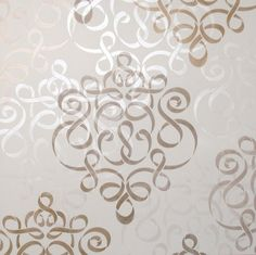 very large damask stencils for walls | Wall Stencil Pattern Large Ribbon Damask Stencil for DIY Wall Decor ...