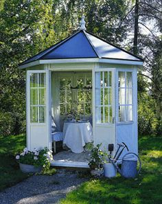 If I can't get a house with a tower at least I want this :)
