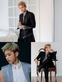 Are you excited for Infinite Power's debut? L certainly looks all set to go!