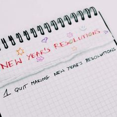 Now on @Fooducate: 3 Elements of an Achievable New Year's Resolution