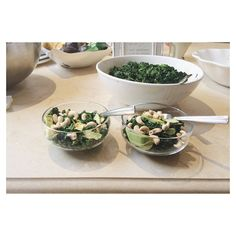 Sautéed kale, cashews, avocado
