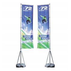 Our Giant Outdoor Flying Banner is available in either a or graphic option and in three sizes: and This banner stand is ideal for outdoor events, conferences, sport events and more! Teardrop Banner, Flying Banner, Sidewalk Signs, Round Table Covers, Retail Signs, Portable Display, Fabric Display, Retractable Banner, Custom Flags