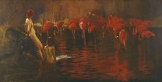 victorian painting landscape - Google Search