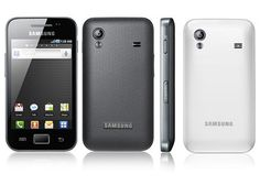 SAMSUNG S5830-ONYX-BLACK 5.0 MP KAMERA BLUETOOTH 3G GPS FM MP3 GALAXY ACE